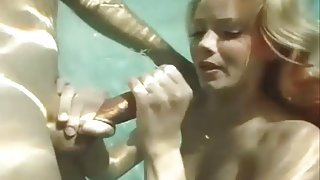 Crazy Underwater Blowjob Compilation
