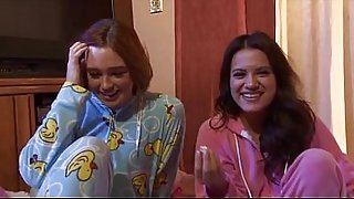 Watch Sleepover XXX DVDRip x264 Pr0n StarS avi flv