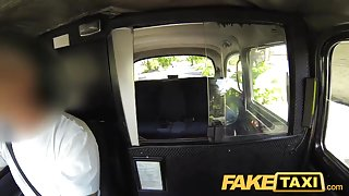 FakeTaxi: Married woman takes a worthwhile hard fucking